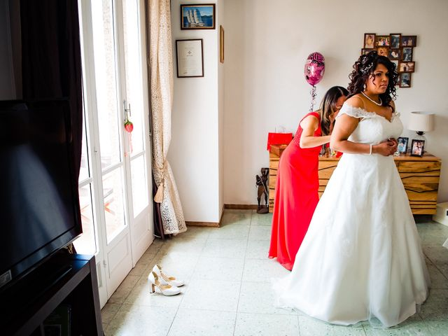 Il matrimonio di Spiridon e Julieska a Sanremo, Imperia 20