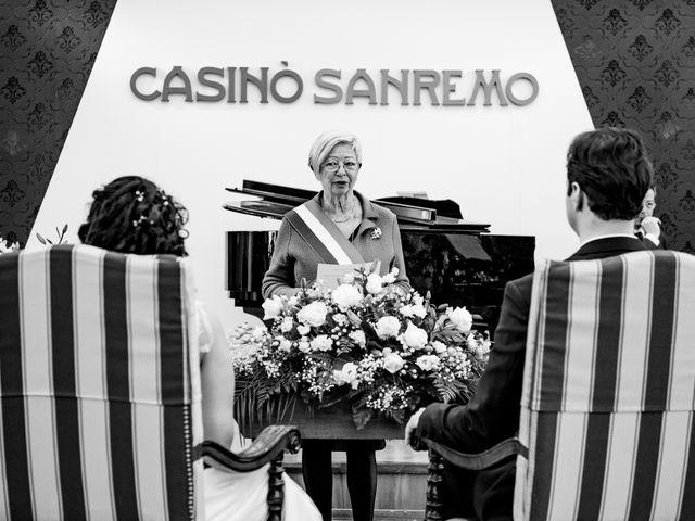 Il matrimonio di Spiridon e Julieska a Sanremo, Imperia 24