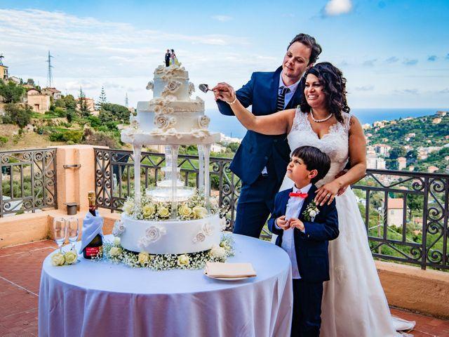 Il matrimonio di Spiridon e Julieska a Sanremo, Imperia 62