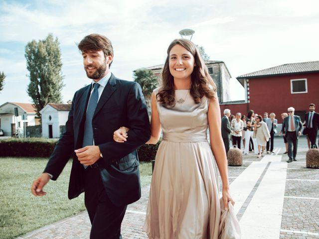 Il matrimonio di Tommaso e Camilla a Treviso, Treviso 3
