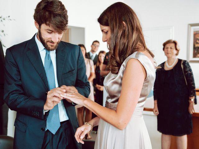 Il matrimonio di Tommaso e Camilla a Treviso, Treviso 6