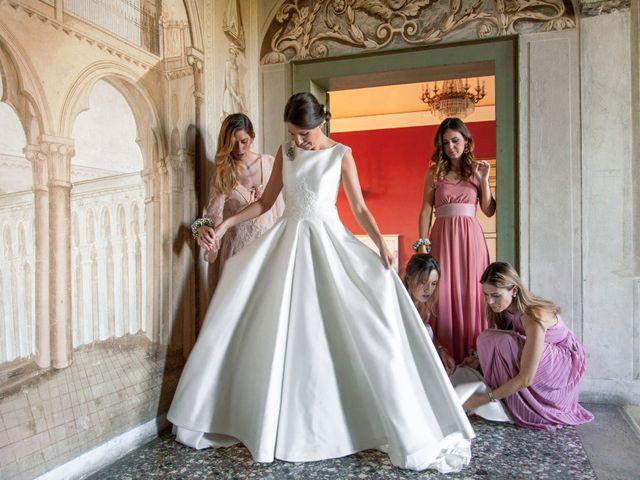 Il matrimonio di Tommaso e Camilla a Treviso, Treviso 19