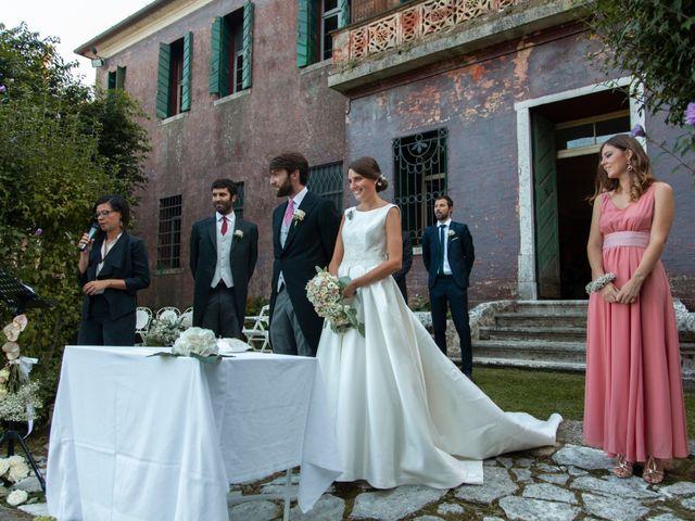 Il matrimonio di Tommaso e Camilla a Treviso, Treviso 27