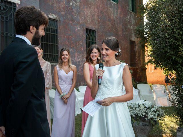 Il matrimonio di Tommaso e Camilla a Treviso, Treviso 30