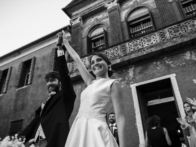 Il matrimonio di Tommaso e Camilla a Treviso, Treviso 33