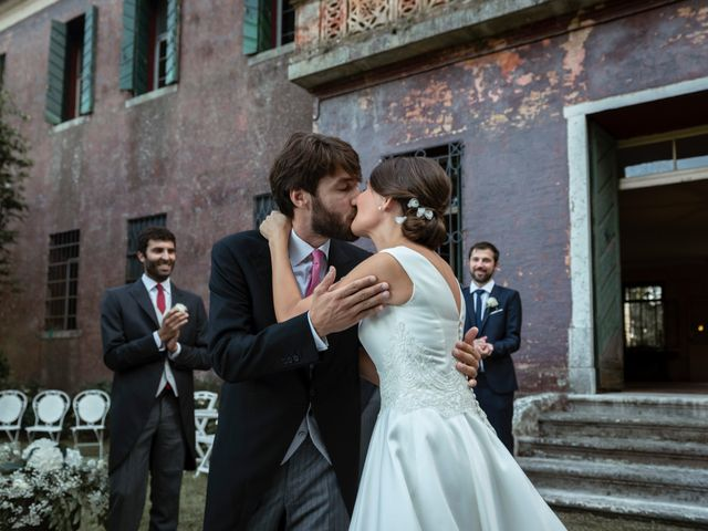 Il matrimonio di Tommaso e Camilla a Treviso, Treviso 34