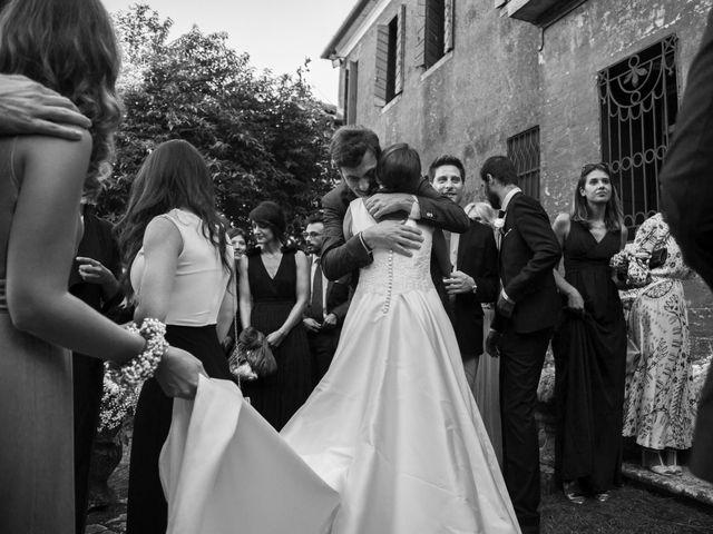 Il matrimonio di Tommaso e Camilla a Treviso, Treviso 35