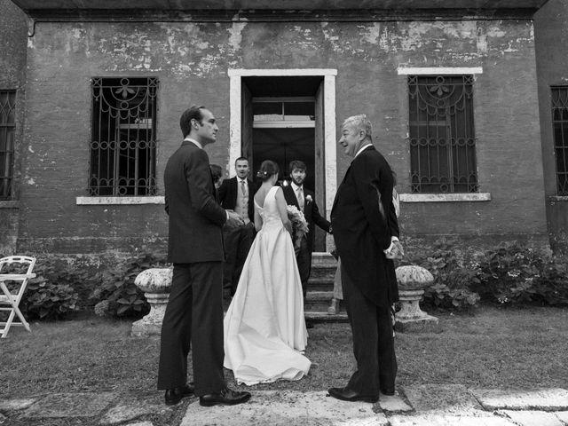 Il matrimonio di Tommaso e Camilla a Treviso, Treviso 37