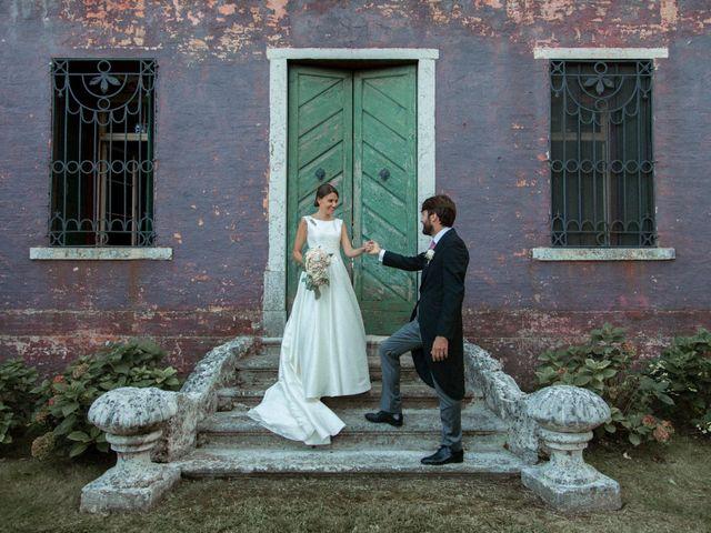 Il matrimonio di Tommaso e Camilla a Treviso, Treviso 38