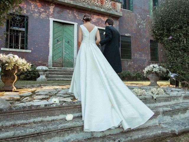 Il matrimonio di Tommaso e Camilla a Treviso, Treviso 39