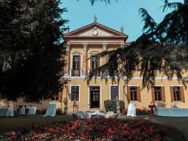 Il matrimonio di Tommaso e Camilla a Treviso, Treviso 41