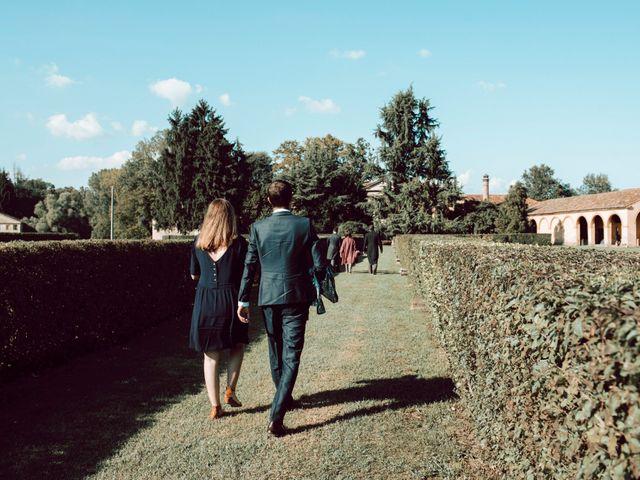 Il matrimonio di Tommaso e Camilla a Treviso, Treviso 42