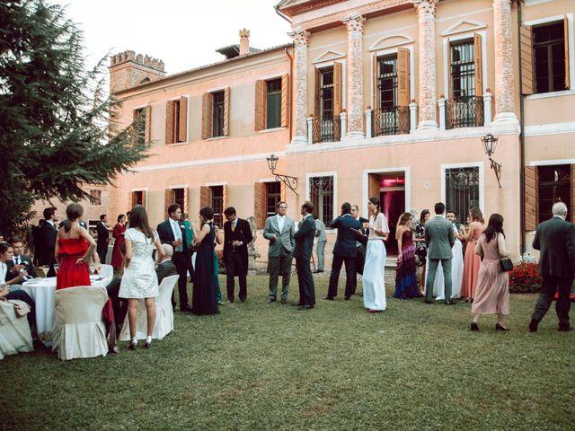 Il matrimonio di Tommaso e Camilla a Treviso, Treviso 44