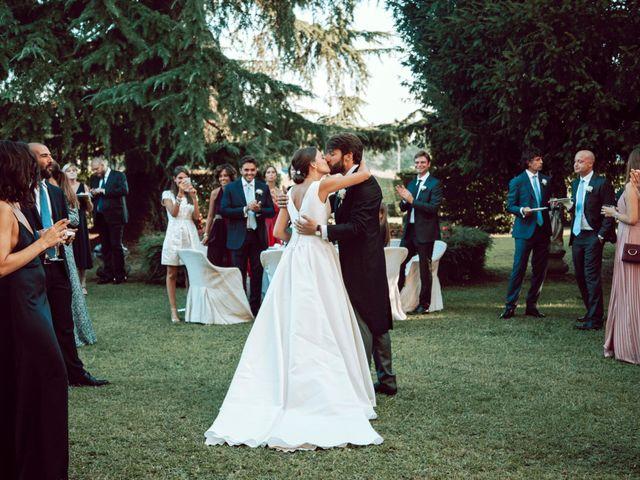 Il matrimonio di Tommaso e Camilla a Treviso, Treviso 45
