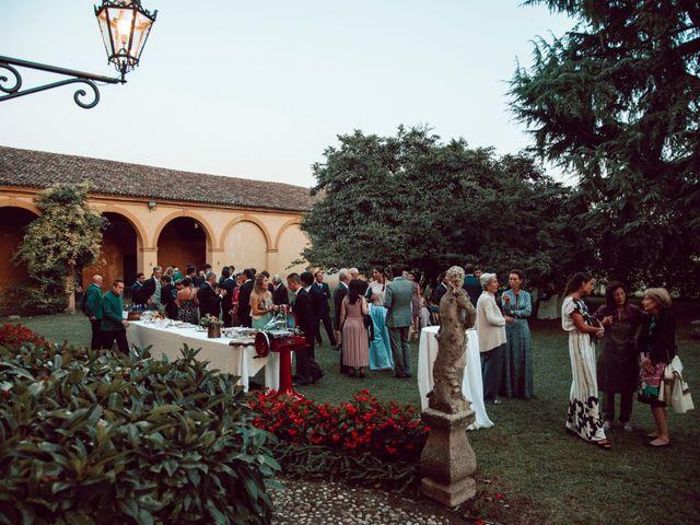 Il matrimonio di Tommaso e Camilla a Treviso, Treviso 49