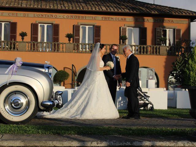 Il matrimonio di Viviana e Roberto a Marino, Roma 2
