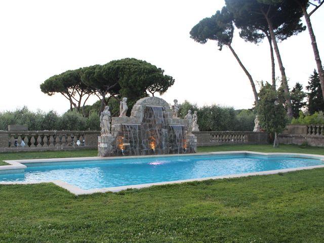 Il matrimonio di Viviana e Roberto a Marino, Roma 3