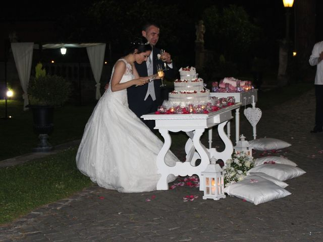 Il matrimonio di Viviana e Roberto a Marino, Roma 5
