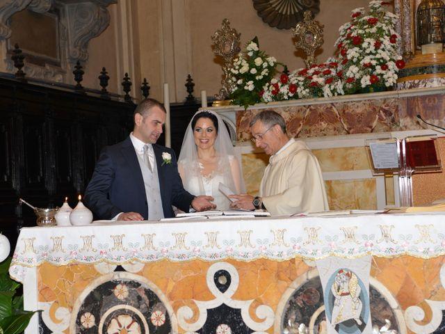 Il matrimonio di Viviana e Roberto a Marino, Roma 6