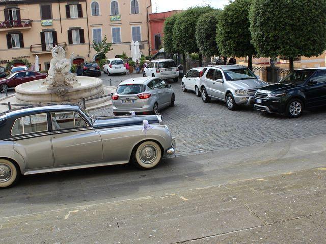 Il matrimonio di Viviana e Roberto a Marino, Roma 11
