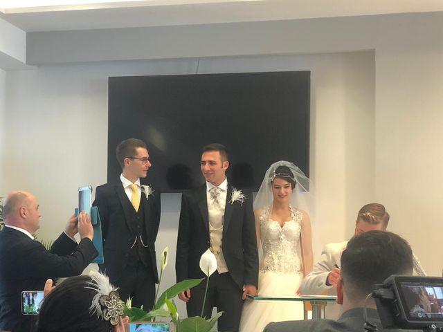 Il matrimonio di Carol e Kevin a Fano, Pesaro - Urbino 5