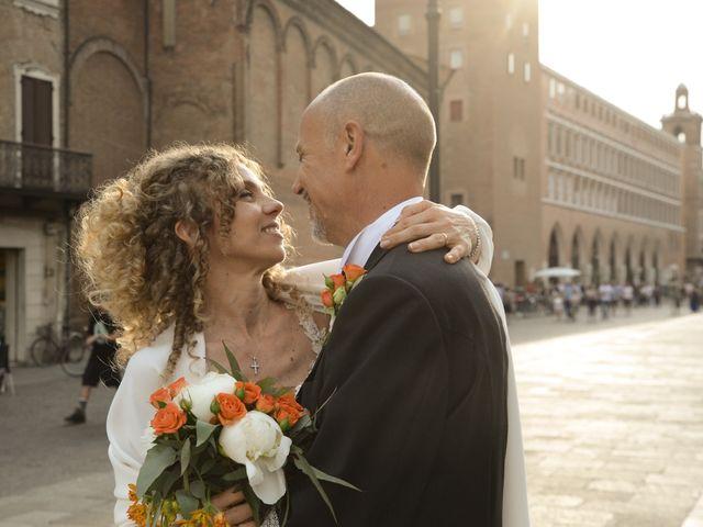 Le nozze di Carola e Pino