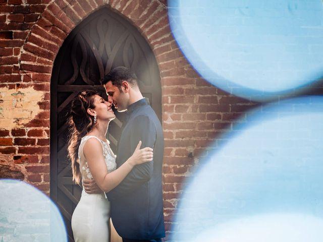 Le nozze di Martina e Enzo