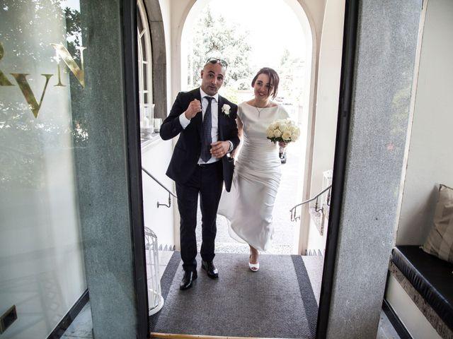 Il matrimonio di Nicola e Kateryna a Lesmo, Monza e Brianza 2