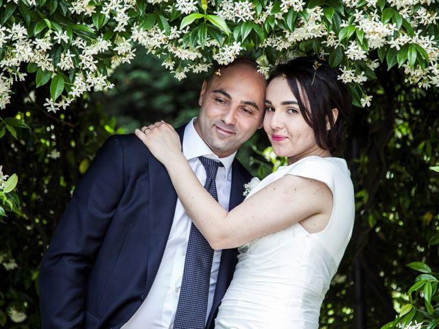 Il matrimonio di Nicola e Kateryna a Lesmo, Monza e Brianza 5