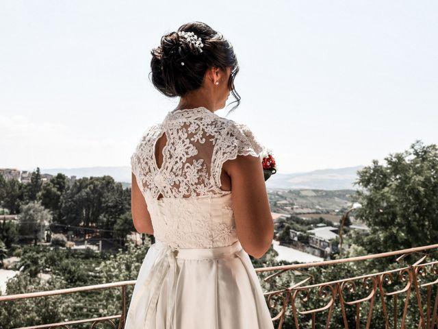 Il matrimonio di Filippo e Laura a San Giuseppe Jato, Palermo 4