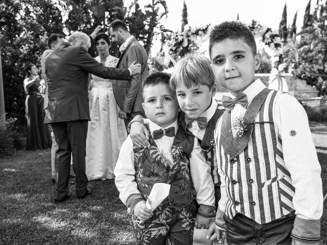Il matrimonio di Filippo e Laura a San Giuseppe Jato, Palermo 16