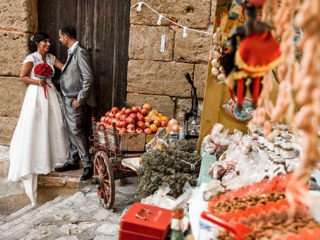 Il matrimonio di Filippo e Laura a San Giuseppe Jato, Palermo 19