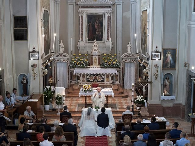 Il matrimonio di Remigio e Valeria a Pastrengo, Verona 6