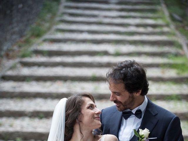 Il matrimonio di Remigio e Valeria a Pastrengo, Verona 17