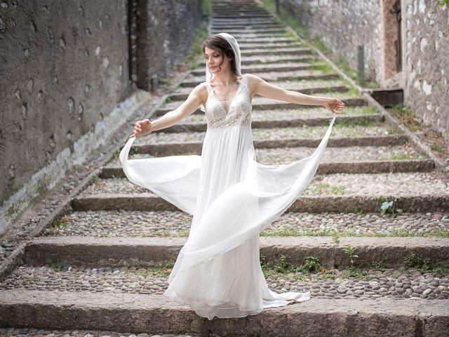 Il matrimonio di Remigio e Valeria a Pastrengo, Verona 19