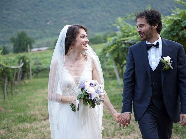 Il matrimonio di Remigio e Valeria a Pastrengo, Verona 21