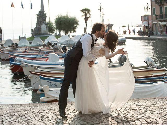 Il matrimonio di Remigio e Valeria a Pastrengo, Verona 26