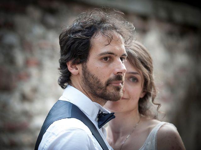 Il matrimonio di Remigio e Valeria a Pastrengo, Verona 28