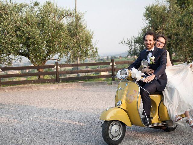 Il matrimonio di Remigio e Valeria a Pastrengo, Verona 30