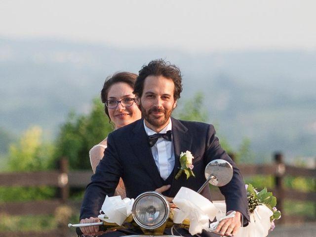 Il matrimonio di Remigio e Valeria a Pastrengo, Verona 1