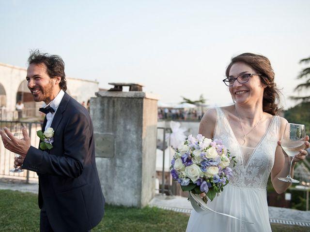Il matrimonio di Remigio e Valeria a Pastrengo, Verona 31