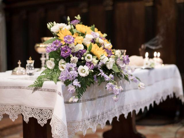 Il matrimonio di Remigio e Valeria a Pastrengo, Verona 11