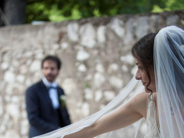 Il matrimonio di Remigio e Valeria a Pastrengo, Verona 18