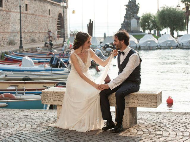 Il matrimonio di Remigio e Valeria a Pastrengo, Verona 27