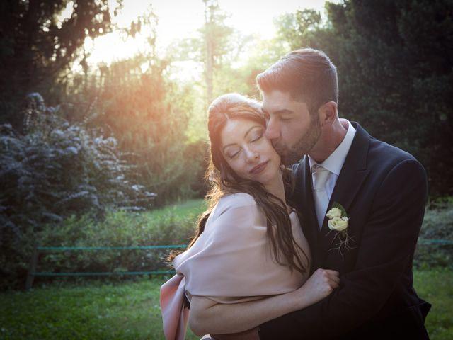 Le nozze di Anna Paola e Matteo