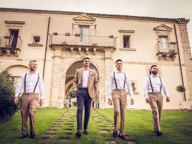 Il matrimonio di Charlotte e Ryan a Vizzini, Catania 11