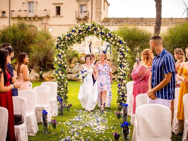 Il matrimonio di Charlotte e Ryan a Vizzini, Catania 18