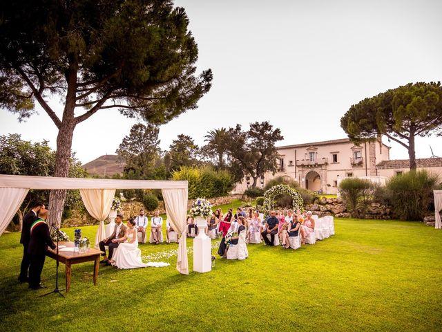 Il matrimonio di Charlotte e Ryan a Vizzini, Catania 20