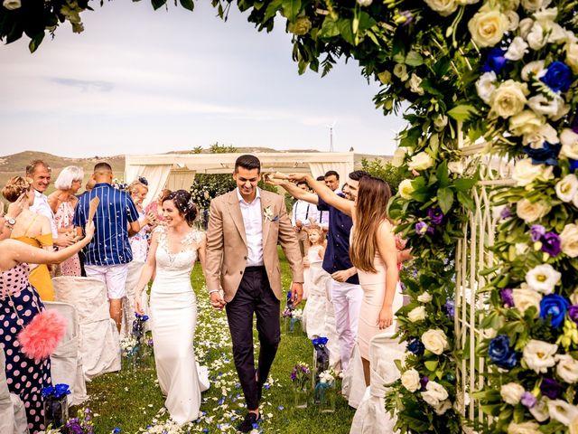 Il matrimonio di Charlotte e Ryan a Vizzini, Catania 23