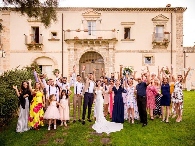 Il matrimonio di Charlotte e Ryan a Vizzini, Catania 24